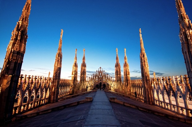 Walking On The Duomo Rooftops Guided Tour Veditalia City Tour