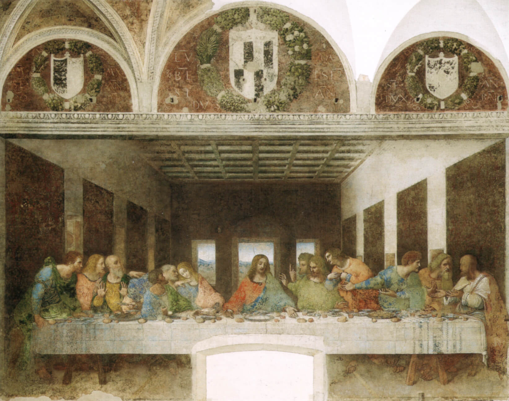 Last Supper Ticket And Guided Tour In Milan Veditalia City Tour