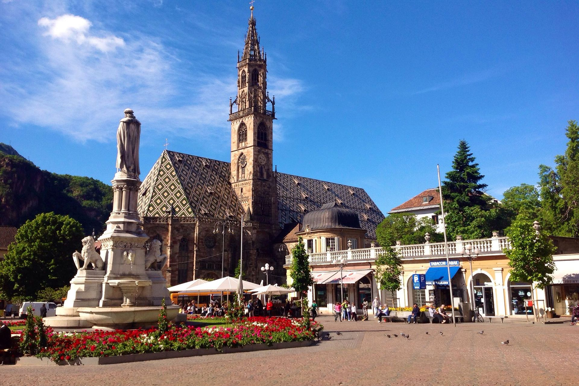 """Guided Walking Tour """"The historical City Center of Bolzano ..."""